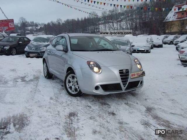 2008 Alfa Romeo  Mito 1.6 JTD M-120 KM / OPŁACONY! Small Car Used vehicle photo