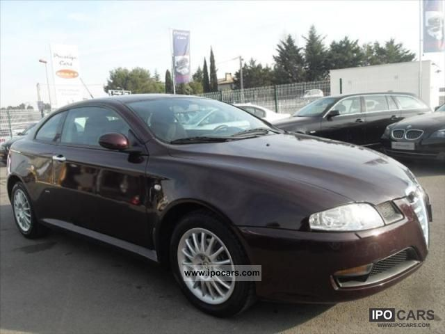 2004 alfa romeo gt 1 9 jtd150 multijet distinctive car. Black Bedroom Furniture Sets. Home Design Ideas