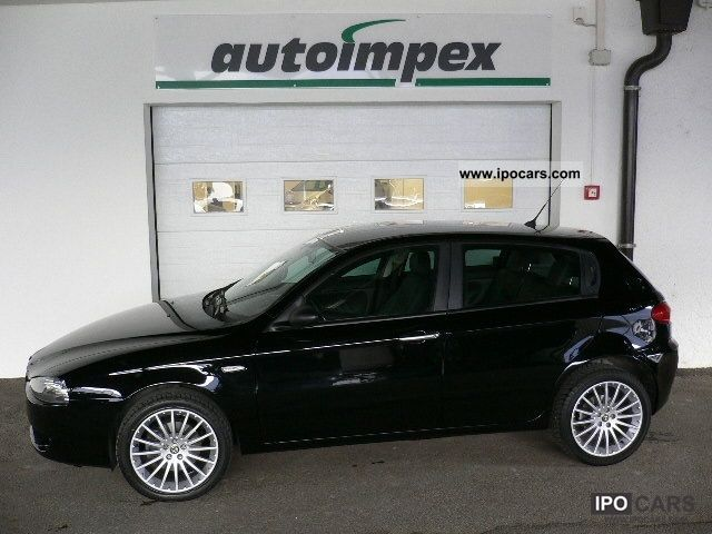2008 Alfa Romeo  147 1.9 JTD EXCLUSIVE 5 PORTE \ Limousine Used vehicle photo