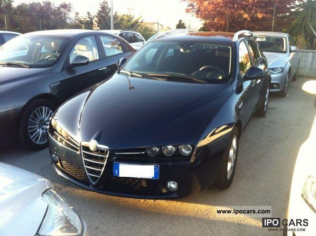 2008 Alfa Romeo  JTDm 159 1.9 16V Exclusive Limousine Used vehicle photo