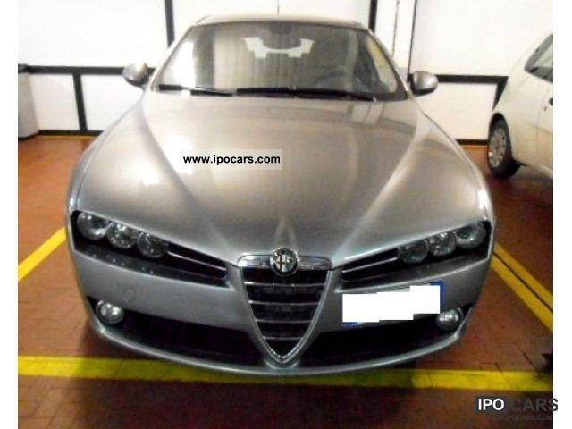 2007 Alfa Romeo  OTHER 1.9 Mjet Distinctive 16V 150 HP Estate Car Used vehicle photo