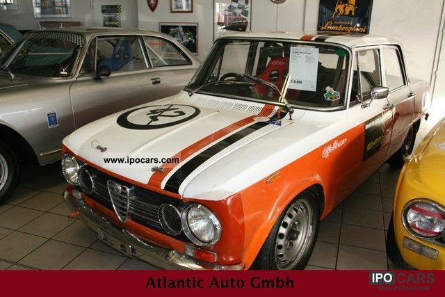 Alfa Romeo  Giulia 2.0 trackday / racing 1972 Vintage, Classic and Old Cars photo