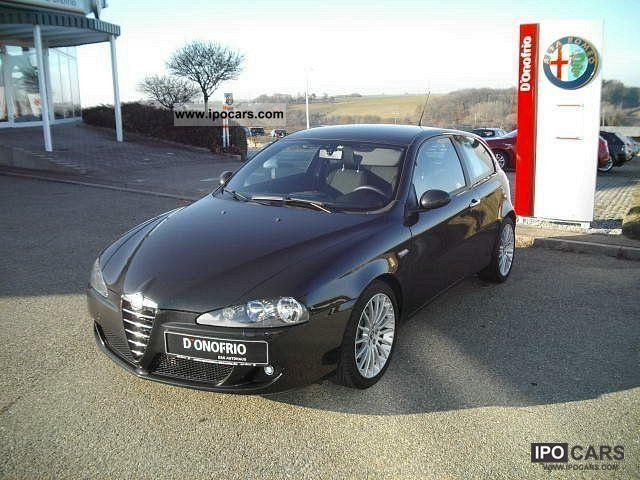 2006 Alfa Romeo  147 2.0 Distinctive Limousine Used vehicle photo