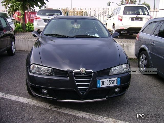 2006 alfa romeo 156 1 9 jtd 16v cw q4 luxury car photo and specs. Black Bedroom Furniture Sets. Home Design Ideas