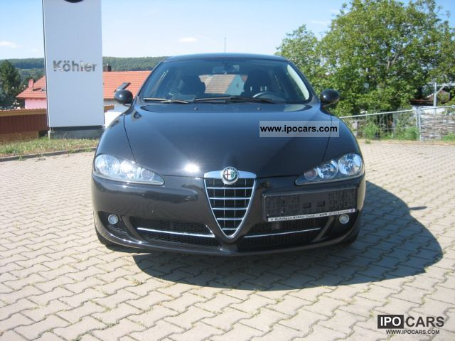 2008 alfa romeo alfa 147 1 6 twin spark eco lm ac bc cd. Black Bedroom Furniture Sets. Home Design Ideas
