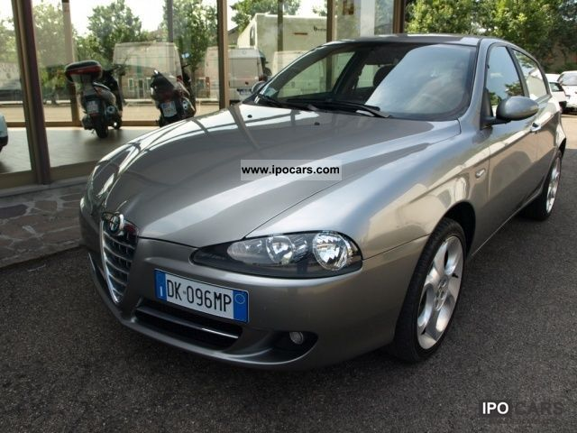 2008 Alfa Romeo  147 1.6 TS Distinctive 5p. Limousine Used vehicle photo