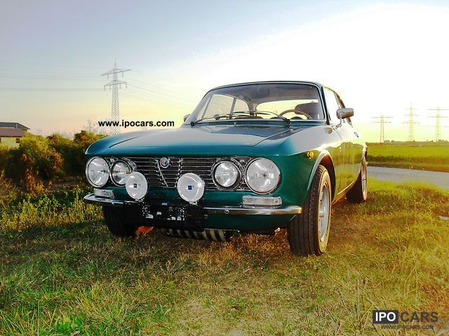Alfa Romeo  Junior (Bertone) 1972 Vintage, Classic and Old Cars photo