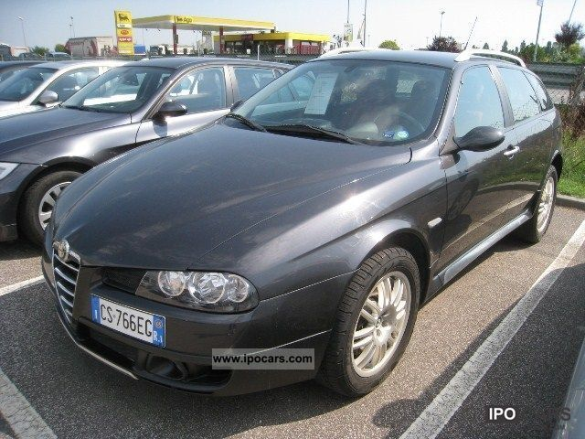 2005 Alfa Romeo  156 1.9 JTD 16V CW progression Q4 (2004/10\u003e 200 Other Used vehicle photo