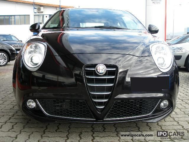 2008 Alfa Romeo  Junior MiTo 1.4 Small Car Used vehicle photo
