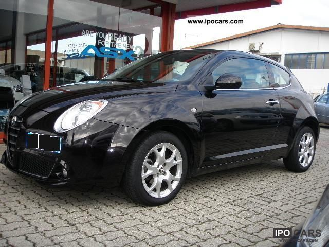 2008 alfa romeo junior mito 1 4 car photo and specs. Black Bedroom Furniture Sets. Home Design Ideas