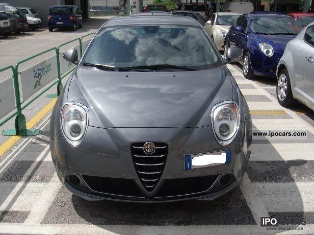 2009 Alfa Romeo  MiTo 1.6 MJT 120CV DISTINCTIVE Limousine Used vehicle photo