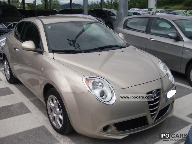 2009 alfa romeo mito 1 6 jtdm 120cv distinctive car. Black Bedroom Furniture Sets. Home Design Ideas