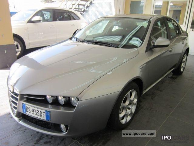 2009 Alfa Romeo  159 1.9 JTDM 16v 150cv progression Q-Tronic Limousine Used vehicle photo