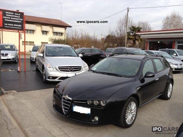 2008 Alfa Romeo  159 Sw 2.4 Td QTronic SW Exclusive Xeno, Pelle Estate Car Used vehicle photo
