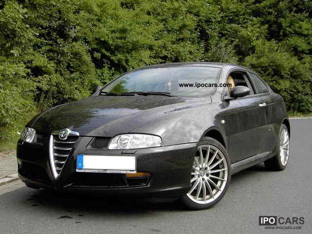 2006 alfa romeo alfa gt 1 8 ts distinctive car photo and. Black Bedroom Furniture Sets. Home Design Ideas