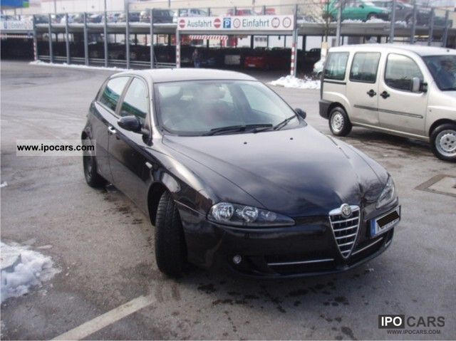 Alfa Romeo  16 V 2.0 TS Selespeed car with gas 2009 Liquefied Petroleum Gas Cars (LPG, GPL, propane) photo