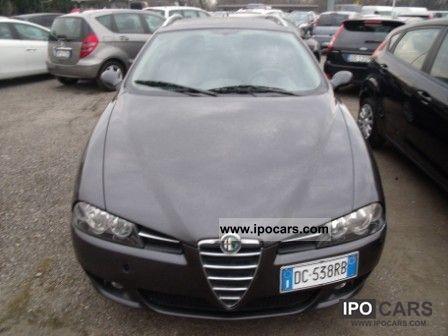 2006 Alfa Romeo  156 1.9 JTD 16V 150CV Exclusive Limousine Used vehicle photo