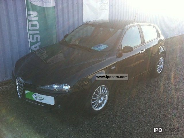 2008 Alfa Romeo  147 1.9 Multijet Distinctive JTD120 5p Limousine Used vehicle photo