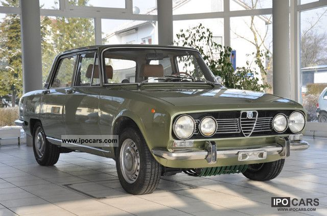 Alfa Romeo  1750 Berlina 1972 Vintage, Classic and Old Cars photo