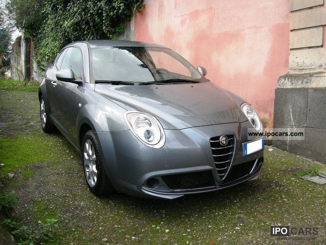 2009 alfa romeo mito 1 6 jtdm distinctive 120cv car. Black Bedroom Furniture Sets. Home Design Ideas