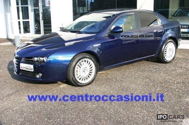 2007 Alfa Romeo  159 2.4 20V JTDm Distinctive Q-Tronic Limousine Used vehicle photo