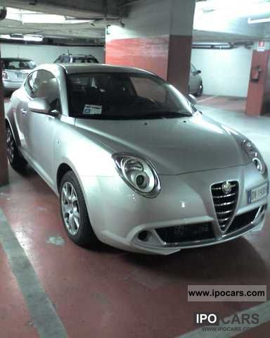2009 Alfa Romeo  14 turbo MiTo benzina distintive premium pack Sports car/Coupe Used vehicle photo