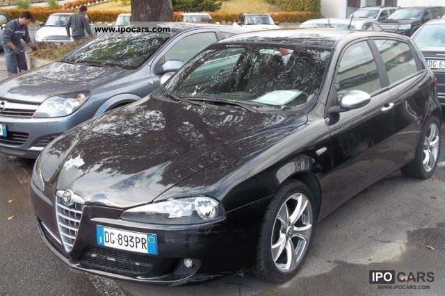2007 Alfa Romeo  147 1.9 JTD 16V M JET 5 porte Q2 (2007/01\u003e 2008 Limousine Used vehicle photo
