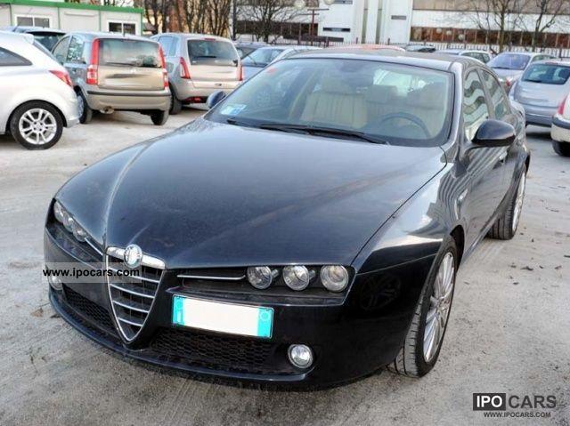 2007 Alfa Romeo  159 2.2 JTS 16V Exclusive Pelle Limousine Used vehicle photo