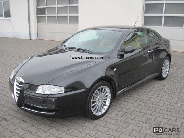 2008 alfa romeo alfa gt 1 9 jtd coupe leather pdc bose. Black Bedroom Furniture Sets. Home Design Ideas