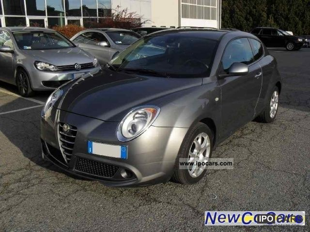 2009 Alfa Romeo  MiTo 1.6 MJET 120CV DISTINCTIVE Limousine Used vehicle photo