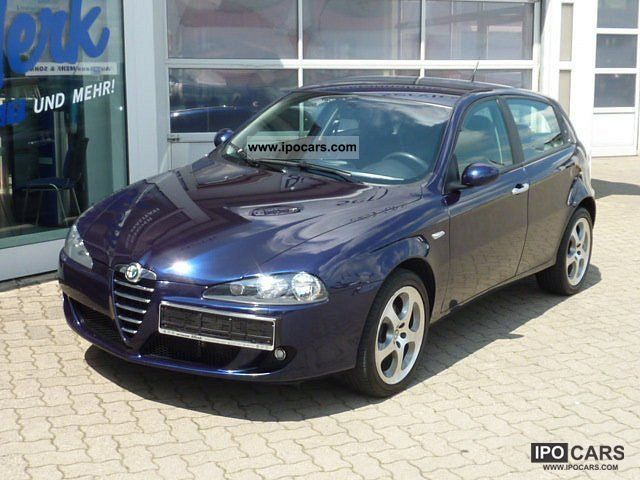 2006 alfa romeo 147 1 9 jtd 16v m jet dpf dis car photo and specs. Black Bedroom Furniture Sets. Home Design Ideas