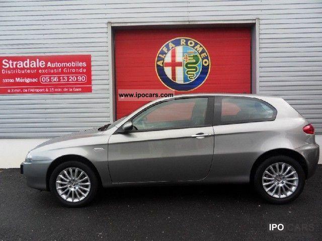 2008 Alfa Romeo  147 1.9 Multijet Distinctive JTD120 3p Limousine Used vehicle photo
