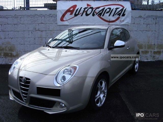 2009 Alfa Romeo  MiTo 1.6 16V JTDm Dist. Premium Pack [24] Limousine Used vehicle photo