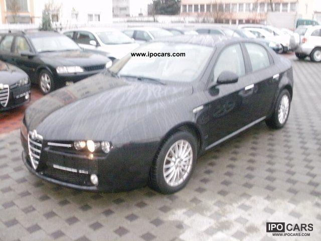 2007 Alfa Romeo  159 2.2 JTS Selespeed * NAVI * LARGE AUTOMATIC Limousine Used vehicle photo