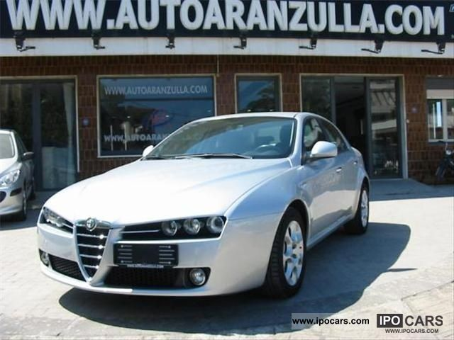 2009 Alfa Romeo  159 1.9 MJT 150CV Other Used vehicle photo