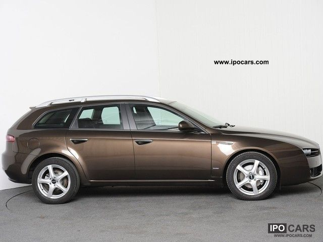 2008 alfa romeo 159 sportwagon 1 9 jtdm 16v dpf elegant car photo and specs. Black Bedroom Furniture Sets. Home Design Ideas