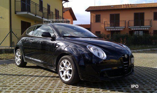 2009 Alfa Romeo  MiTo 1.3 Td Full Optional Pack Premium Progress Sports car/Coupe Used vehicle photo