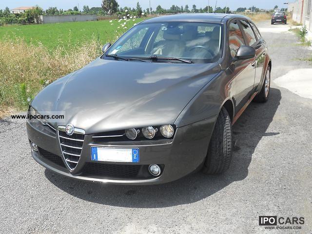 2006 Alfa Romeo  159 sw bollo fino ad aprile-pass prop Tues. Estate Car Used vehicle photo
