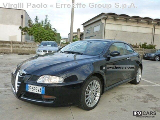 2008 Alfa Romeo  Distinctive GT 1.9 JTDM 16V Sports car/Coupe Used vehicle photo