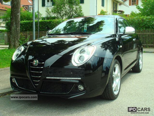 2009 Alfa Romeo  Mito 1.4 16V 120PS turbo TB, air, PDC, first hand Small Car Used vehicle photo
