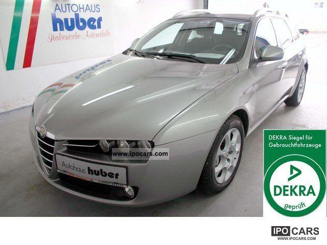 2008 Alfa Romeo  159 Sportwagon 1.9 JTDM 16V Q-Tronic (automatic) Estate Car Used vehicle photo