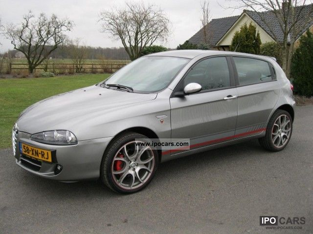 2007 alfa romeo 147 1 9 jtd ducati corse q2 5drs 88kw bj. Black Bedroom Furniture Sets. Home Design Ideas