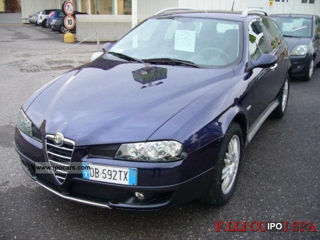 2006 Alfa Romeo  156 1.9 JTD 16V CW Q4 progression Estate Car Used vehicle photo