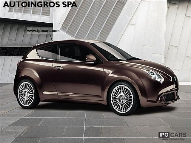 2011 alfa romeo mito 1 4 70cv super 8v car photo and specs. Black Bedroom Furniture Sets. Home Design Ideas