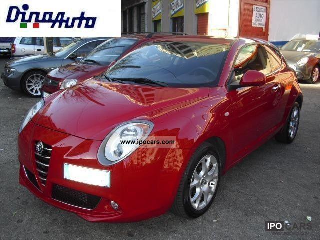 2009 Alfa Romeo  MiTo 1.4 16v TB MultiAir Other Used vehicle photo