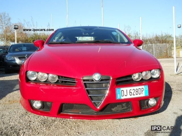 2007 Alfa Romeo  Brera 3.2 JTS V6 24V Q4 SKY WINDOW LA BELLA + + Sports car/Coupe Used vehicle photo