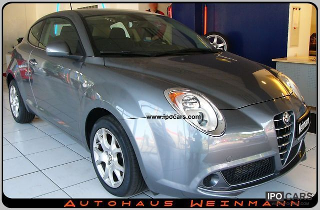 2009 alfa romeo mito 1 6 16v turismo jtdm 88 kw 120 hp car photo and specs. Black Bedroom Furniture Sets. Home Design Ideas