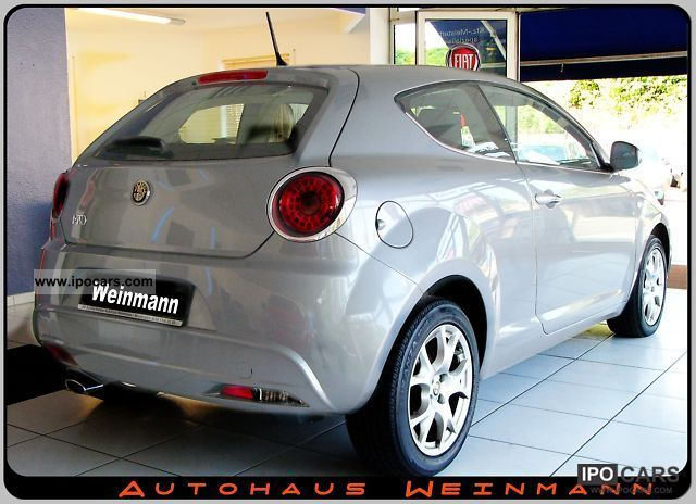 2009 alfa romeo mito 1 6 16v turismo jtdm 88 kw 120 hp car photo and specs. Black Bedroom Furniture Sets. Home Design Ideas