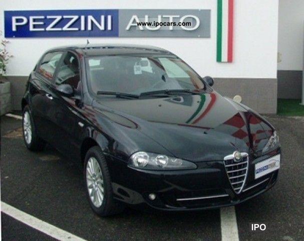 2007 Alfa Romeo  147 1.9 5 porte JTDm Limousine Used vehicle photo