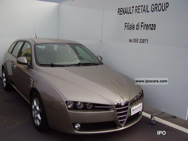 2006 Alfa Romeo  159 sportw. Jtdm 1.9 16v 150cv Distinctive Estate Car Used vehicle photo